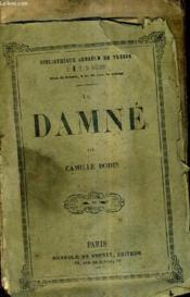 Le Damne. - Couverture - Format classique
