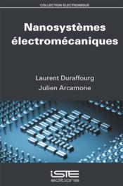 Nanosystèmes électromécaniques - Couverture - Format classique