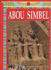 Abou Simbel - Couverture - Format classique