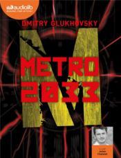 Métro t.1 ; métro 2033 - Couverture - Format classique