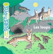 Les loups - Couverture - Format classique