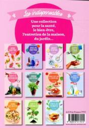 Desserts de l'enfance ; 60 recettes pour mieux vivre - 4ème de couverture - Format classique