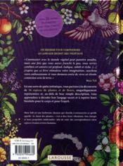 L'herbier du chaman ; à la rencontre de la magie des plantes ; 36 cartes divinatoires - 4ème de couverture - Format classique