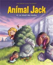 Animal Jack T.4 ; le réveil des dodos - Couverture - Format classique