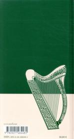 Contes des sages celtes - 4ème de couverture - Format classique