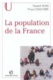 La Population De La France ; 6e Edition - Couverture - Format classique