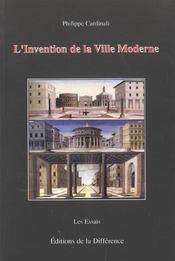 Invention de la ville moderne (l') - Intérieur - Format classique