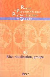 Rppg 40 - rite ritualisation groupe - Intérieur - Format classique