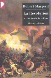 La Révolution t.2 ; les autels de la peur - Intérieur - Format classique