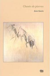 Chants De Pierres (édition 2005) - Couverture - Format classique