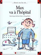 Max va à l'hôpital - Intérieur - Format classique