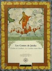 Les contes de jataka l enfant de lumbini et le combat contre mara - vol 3 - Couverture - Format classique