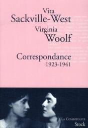 Correspondance (1923-1941) - Couverture - Format classique