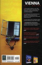 Vienna (6e édition) - 4ème de couverture - Format classique