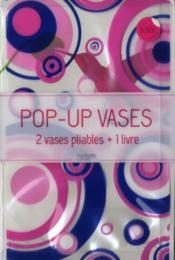 Coffret 2 ; pop-up vases - Couverture - Format classique