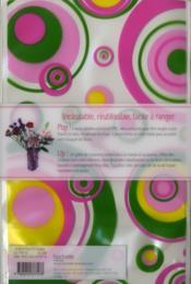 Coffret 2 ; pop-up vases - 4ème de couverture - Format classique