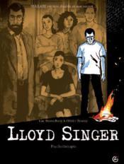 Lloyd singer t.7 ; psychothérapie - Couverture - Format classique