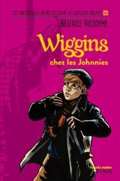 Wiggins chez les Johnnies - Couverture - Format classique