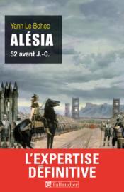 Alésia, 52 avant J.-C. - Couverture - Format classique