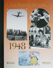 Les années-mémoires 1948 - Couverture - Format classique