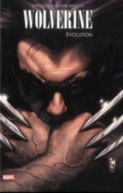 Wolverine evolution - Couverture - Format classique