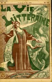 La Cour Du Second Empire. La Vie Litteraire. - Couverture - Format classique