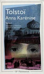 Litterature et civilisation - t01 - anna karenine - Intérieur - Format classique