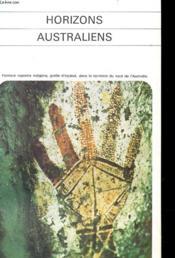Depliant - Horizons Autraliens - Couverture - Format classique