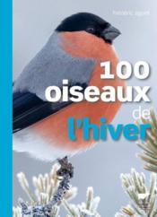 100 oiseaux de l'hiver - Couverture - Format classique