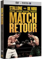 Match Retour - Couverture - Format classique