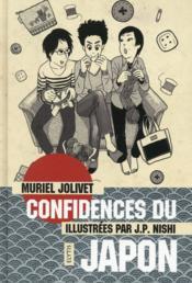 Confidences du Japon - Couverture - Format classique