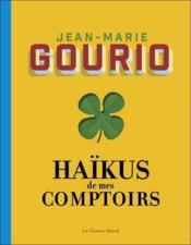 Haïkus de comptoir - Couverture - Format classique