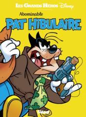Abominable Pat Hibulaire - Couverture - Format classique