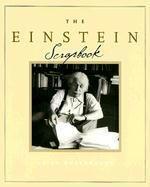 The Einstein Scrapbook - Couverture - Format classique
