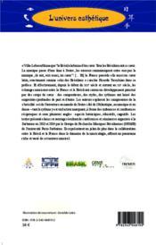 Rythmes brésiliens ; musique, philosophie, histoire, société - 4ème de couverture - Format classique