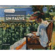 Un fauve chez bonnard (album enfant) - Couverture - Format classique