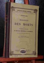 Dialogue Des Morts, Suivis De Quelques Dialogues De Boileau, Fontenelle, D'Alembert - Couverture - Format classique