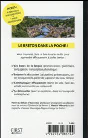 Le breton pour les nuls (2e édition) - 4ème de couverture - Format classique