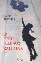 La petite filles aux ballons - Couverture - Format classique