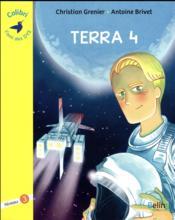Terra 4 ; niveau 3 - Couverture - Format classique