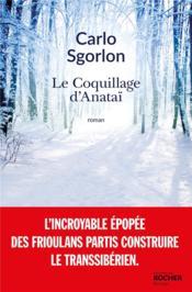 Le coquillage d'Anataï - Couverture - Format classique