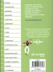 Portugais et portugais brésilien - 4ème de couverture - Format classique