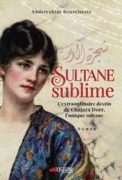Sultane sublime - Couverture - Format classique