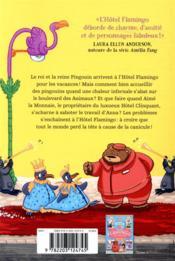 Hôtel Flamingo T.2 ; coup de chaud ! - 4ème de couverture - Format classique