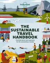 The sustainable travel handbook (édition 2020) - Couverture - Format classique