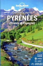 Explorer la région ; Pyrénées (France et Espagne) (édition 2021) - Couverture - Format classique