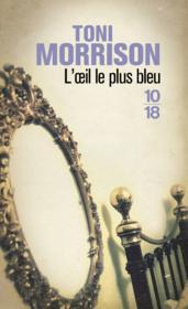 L'oeil le plus bleu - Couverture - Format classique