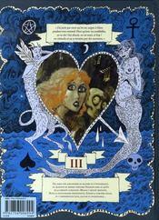 Le bestiaire amoureux t.3 ; la sorcière sans espoir - 4ème de couverture - Format classique