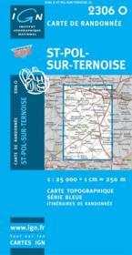 St-Paul-sur-Ternoise - Couverture - Format classique