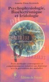 Psychophysiologie. bioelectronique iridologie - Couverture - Format classique